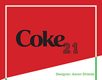 Coke21 & Sprite21 Concept Project