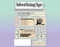 Ad Age Cover Competition