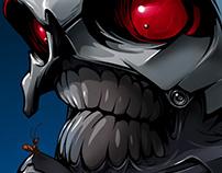Ant-Skull