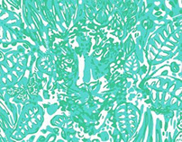 Lilly Pulitzer Print Designs