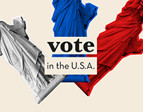 vote in the U.S.A. - TV opening