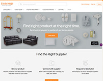 Hotesup -Find the right supplier