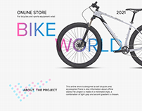 E-commerce for bicycles
