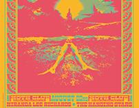 Gospelbeach gig poster