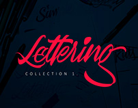 Lettering Collection 1