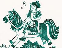 Personal work // children's illustration II