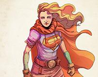 Supergirl - Redesign