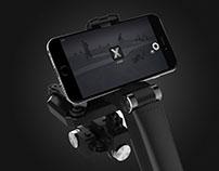 XIRO-无人机手持云台设计(个人原创设计)