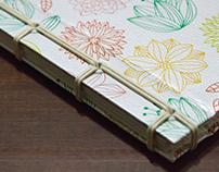 Ecadernação Japonesa - Japanese Binding