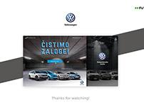 Čistimo zaloge | Client: VW