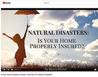 Natural Disasters: Is Your Home Properly Insured?