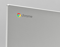 3D of Product • Toshiba Chromebook 2
