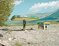 Gas Station I.