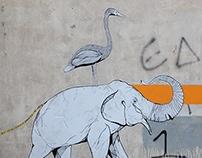 Elephantiger. Athens. 2015