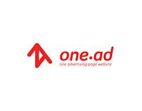 One-Ad - Logo design