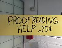 Public Proofreading