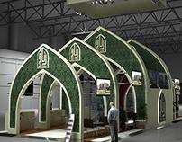RETAJ Exhibition Stand-QATAR