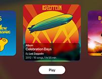 Spotify Re-Design