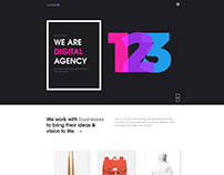 Martel - Creative Agency Template