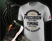 Conor McGregor Precision + Timing Shirt