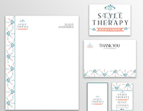 Style Therapy Boutique Branding