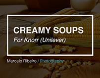 Knorr Creamy Soups (UNILEVER)