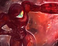 Samus; Metroid Mentalist