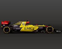 2016 Renault F1