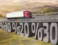 Ford Trucks / Sadakat Kampanyası