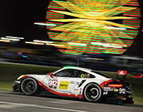 2107 Rolex 24 Hours at Daytona GTLM Class.