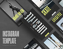 Sport Social Media Template By: The Muza