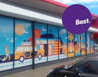 McDonalds | Summer Campaign