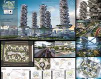 Futuristic Habitat