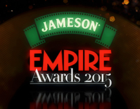 Jameson Empire Awards 2015