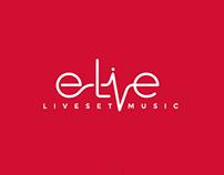 e-live - Identity & Website