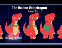 The Valiant Velociraptor