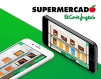 Supermercado El Corte Inglés App
