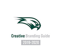 Wagner Athletics Creative Branding Guide 2019-2020