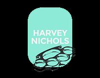 """Campaña Harvey & Nichols Sales. """"Survive"""""""