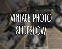 Vintage Photo Slideshow
