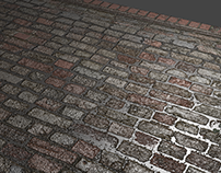 Textura de ladrillos