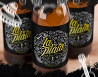Beer Label Design - Logo and Illustrations