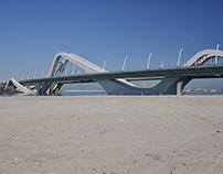 Abu Dhabi town, 2013