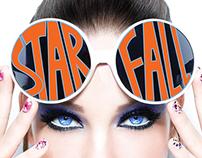 Star Fall CD Design