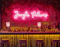 Brand Identity Design - Kava Island Bar