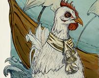 Chicken Voyage