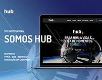 Site Institucional - Somos Hub