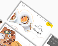 Breakfast Loyalty - UI Design