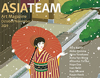 Asia Team Art Magazine