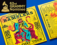 Nominated for 2020 Grammy packaging: Hold That Tiger